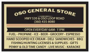 OSO General Store Ad 7_2016